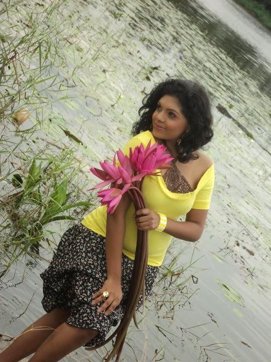 nirosha thalangala