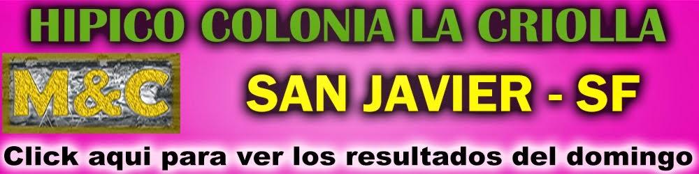 SAN JAVIER - RESULTADOS