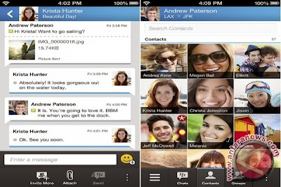 Cara Install BBM for Android