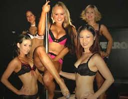 Strip Clubs In China