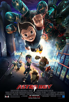 Astro Boy (2009) Dual Audio Hindi BluRay 150Mb hevc
