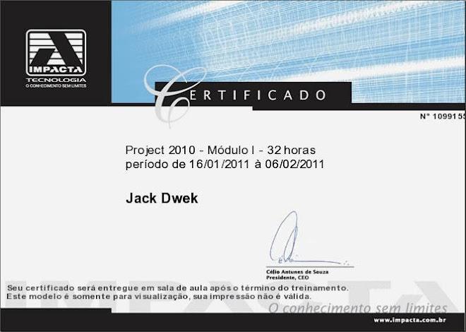 Project 2010 - Modulo I