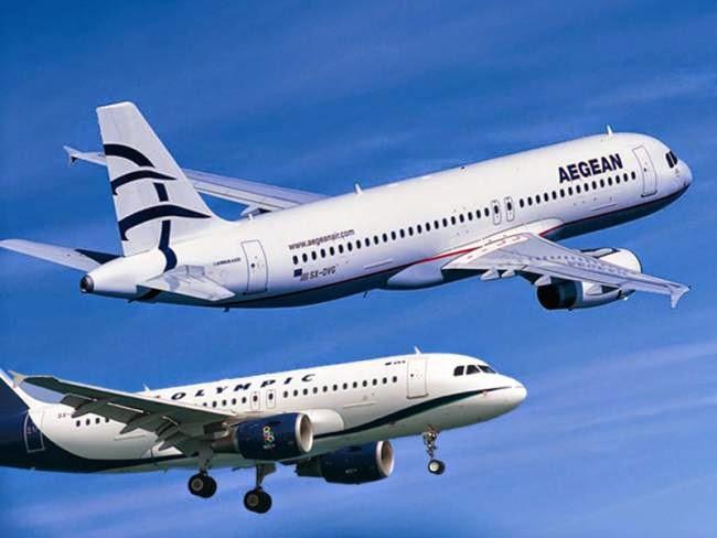 Πτήσεις από/προς όλους τους προορισμούς εσωτερικού από 24€