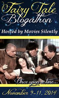 2014 blogathon: Shirley Temple's Storybook, The Little Mermaid