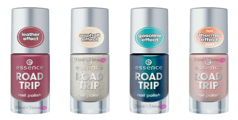Essence Road Trip Esmaltes