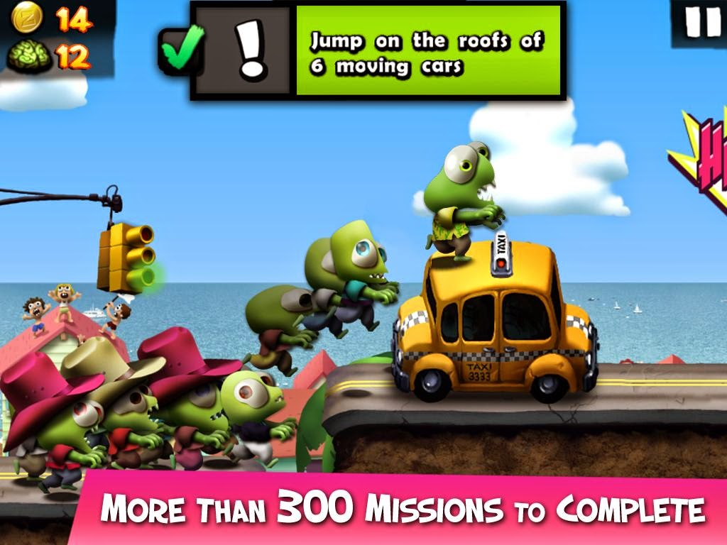 Games Zombie Tsunami Android Apk Asik - 4