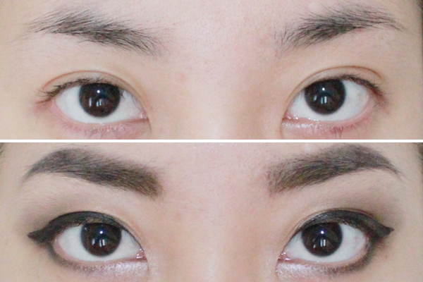 How To Draw Your Eyebrows Step By Step Beauty Appetite By Jessica