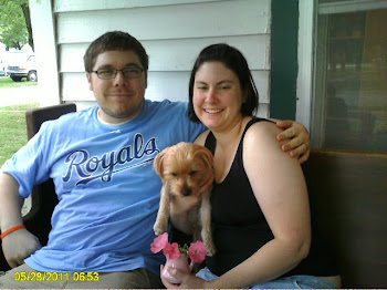 Richie, Megan, and  Izzie