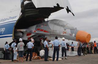 pengiriman jet tempur sukhoi ke indonesia