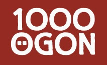 1000 ÖGON - comicbook