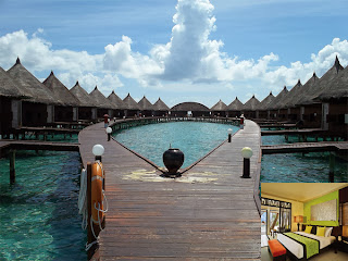Angaga Island Resort & Spa Malediven