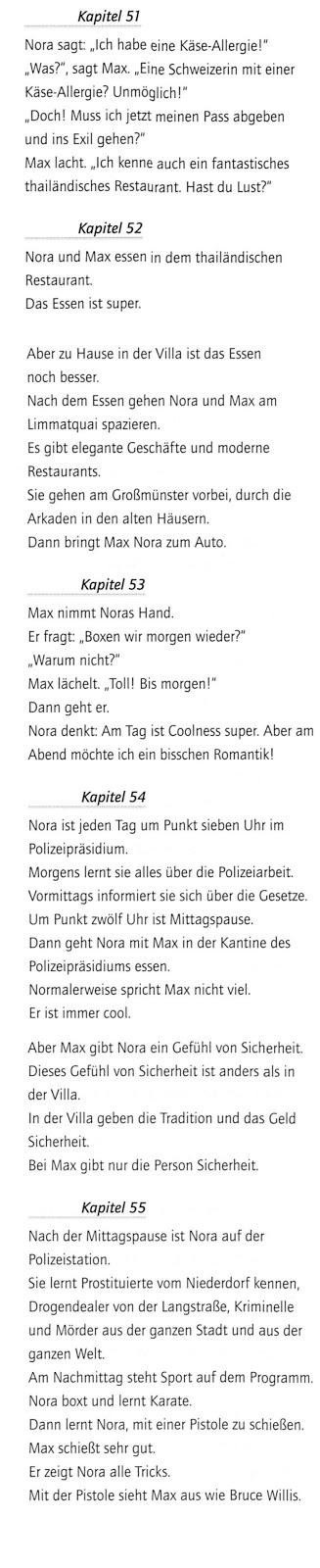 learngermanvn, learn german vn, Nora, Zürich Niveau A1, A2