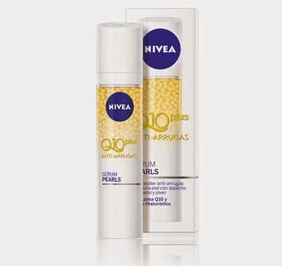 Nivea Q10 Plus Serum Perlas Anti-Arrugas