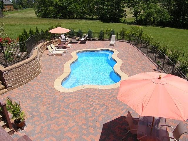 Piscinas lindas y modernas en fotos piscinas precios for Piscinas para enterrar precios
