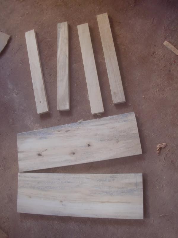 Decoraciones manualidades en madera como hacer una for Imagenes de zapateras de madera