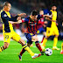barcelona y Atletico de madrid por la Copa del Rey