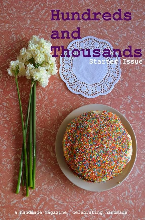 Buy the starter issue of Hundreds and Thousands Magazine!