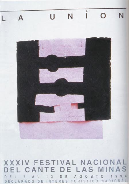 Cartel del Cante de las Minas de 1994
