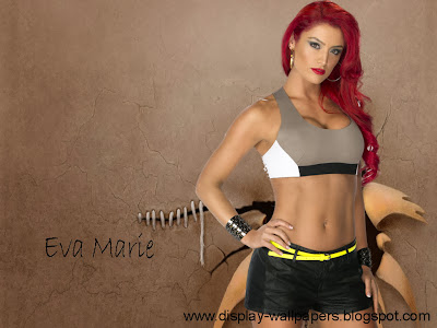 WWE Eva Marie Latest Wallpapers