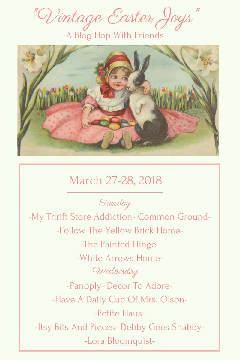 Vintage Easter Joys