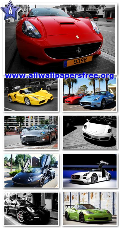 350 Amazing Sport Cars HD Wallpapers 1920x1200 Px