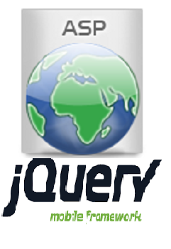 Asp.net jQuery mobile framework in web/mobile development