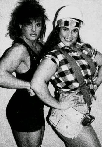 Terri Power - Womens Pro Wrestling - Reggie Bennett
