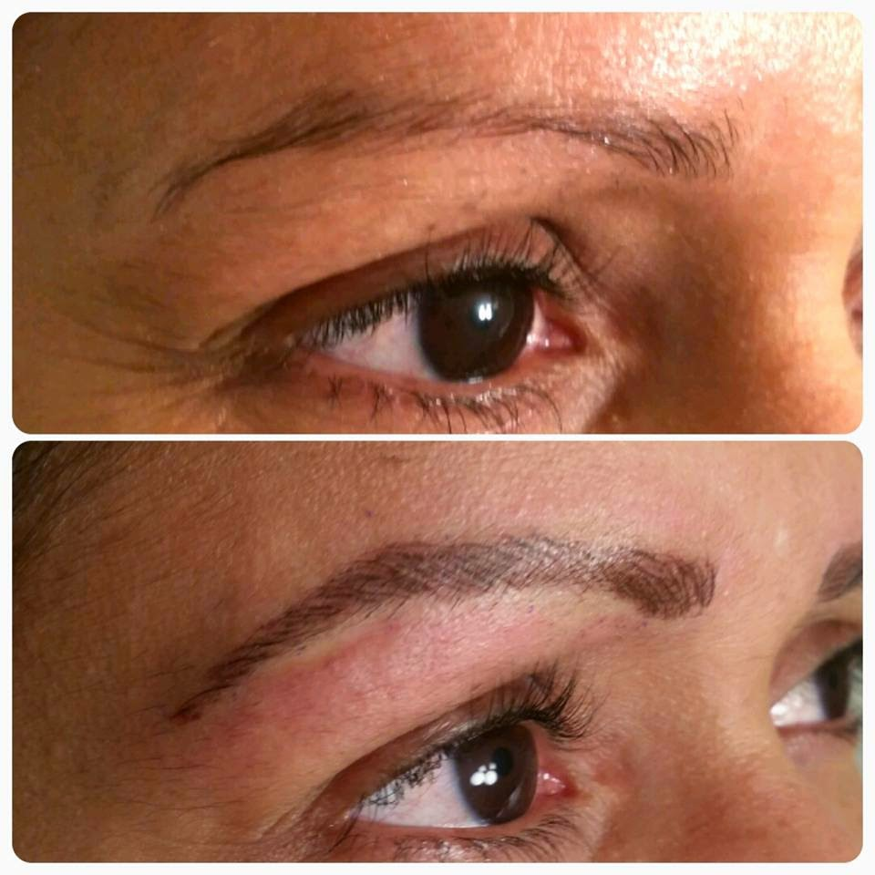 Miami Brows The Brow Blog By Christopher Drummond Semi