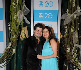 Bollywood celbs at Zee TV's 20 year Celebrations