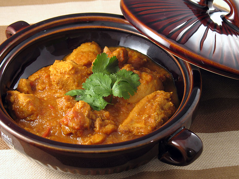 IIMS - Asean - Myanmar: Myanmar - Burmese Chicken Curry