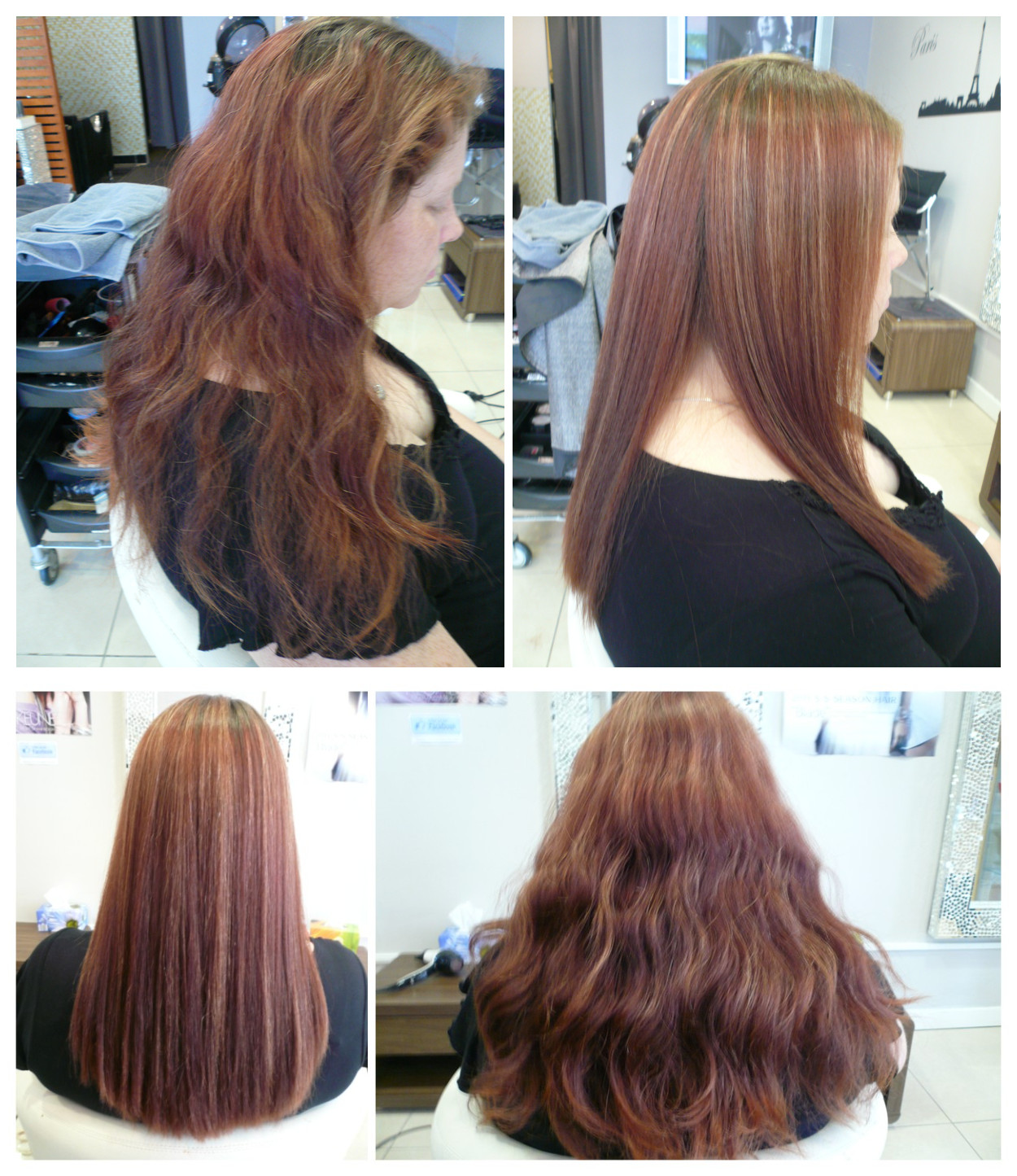 Permanent Japanese Hair Straightening Imprezz Hair