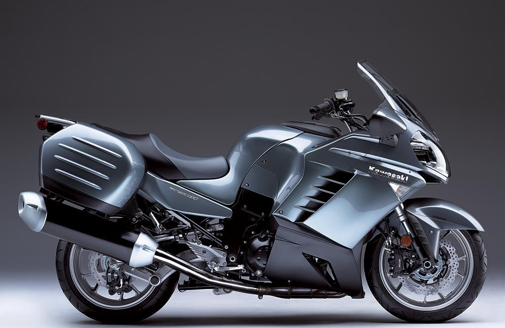 Motorcycle Specification: 2013 Kawasaki Concours 14 ABS