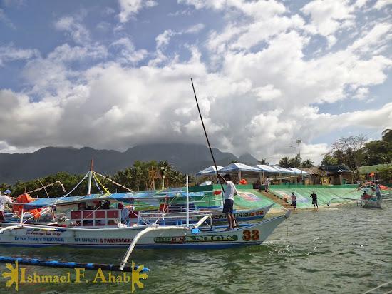 Sabang Wharf, Puerto Princesa, Palawan