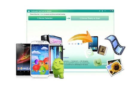 recover marvelous data with coolmuster lab.fone for android