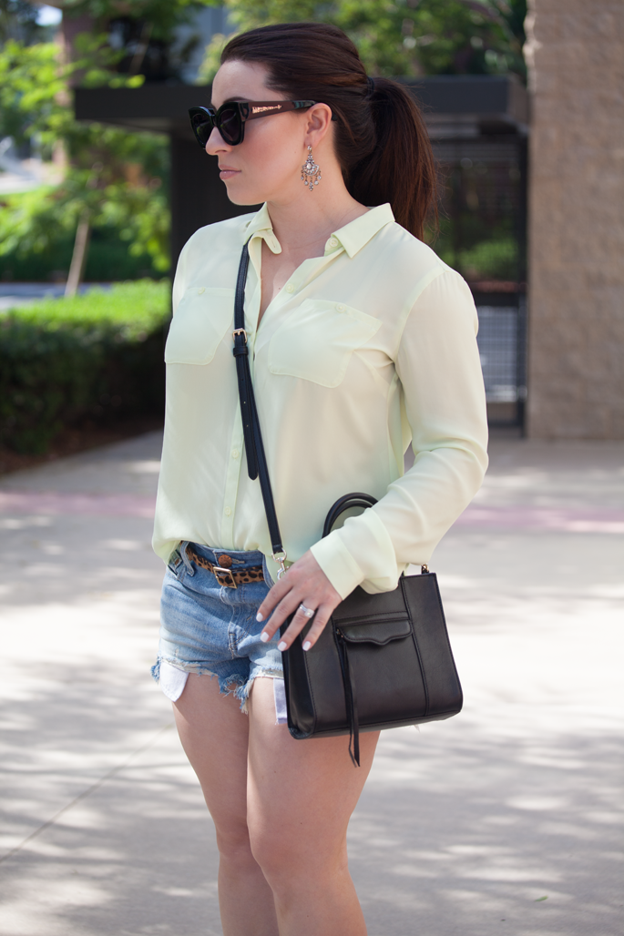 karen walker sunglasses, rebecca minkoff mini mab