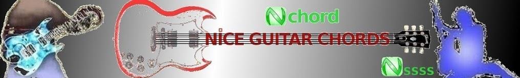 NiCE GUITAR CHORDS