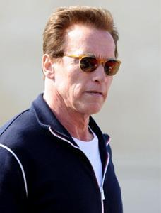 Husband Arnold Schwarzenegger Speak
