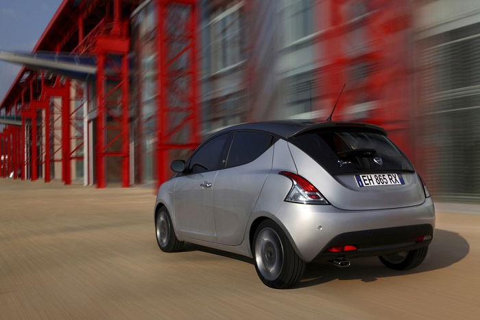 New Lancia Ypsilon