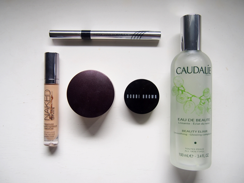 august 2015 favourite beauty products