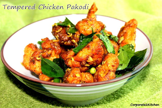 Chicken Pakodi...