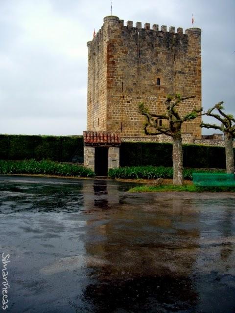 Castillo de los Velasco en Lezana de Mena