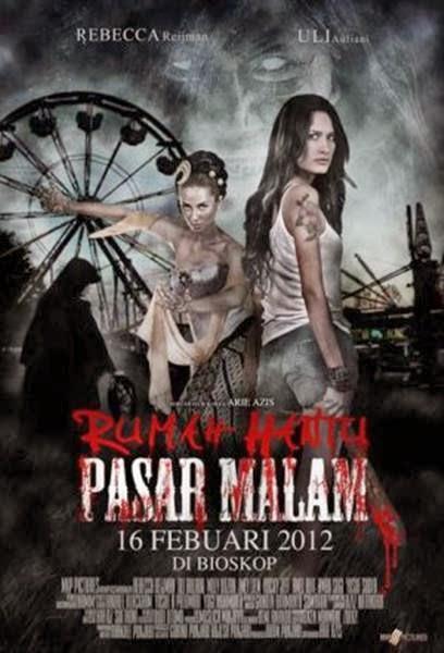 Film Terbaru Rumah Hantu Pasar Malam | Indo Movie