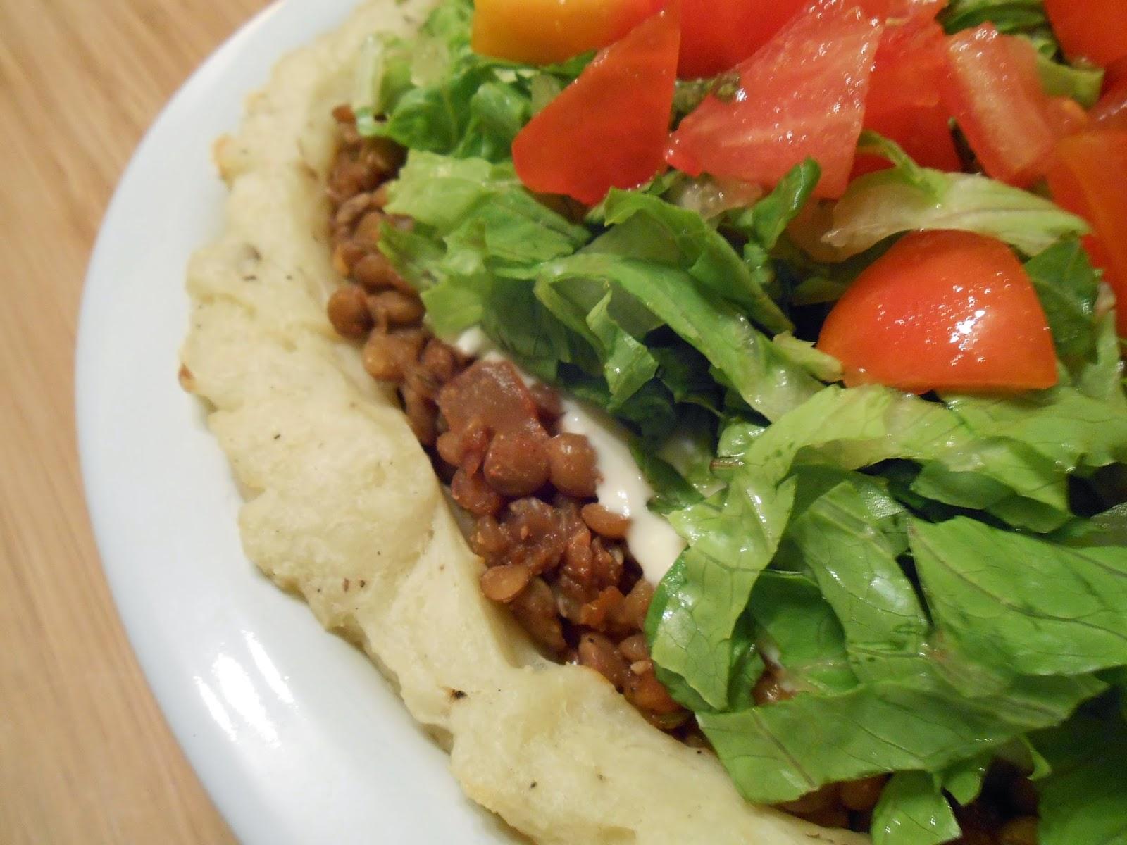 Eat cook and love tarte de tacos for Assaisonnement tacos maison
