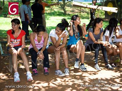 Derana veet miss sri lanka 2011-Behind the Scene.