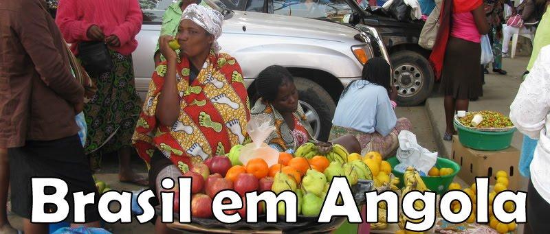 Brasil em Angola