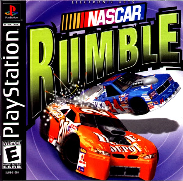 Nascar Rumble Iso Game Ps1 Psx Download For Pc 33mb Compressed
