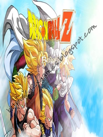 Free Download Games - Dragon Ball Z Budokai X