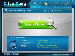 DriverEasy Professional 4.6.2 Full Version Crack Free Download