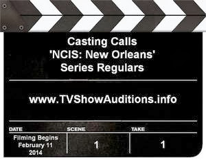 How to audition for NCIS New Orleans