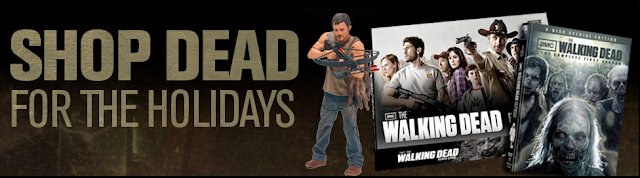 COMPLETED : Enter The SpoilerTV Walking Dead - Day 1 Giveaway